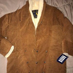 Jackets & Blazers - Italian 100% Shearling Coat